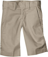 Dickies FlexWaist Flat-Front Twill Shorts - Boys 4-7
