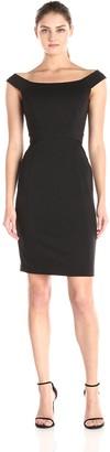 Catherine Malandrino Women's Audrey Dress Noir 0