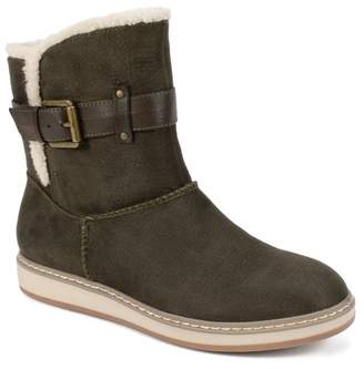 White Mountain Footwear Taite Faux Shearling Lined Boot