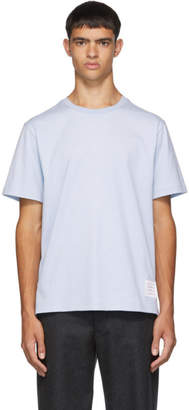 Thom Browne Blue Relaxed Fit T-Shirt