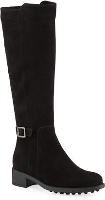 La Canadienne Silvana Waterproof Buckle Knee Boots