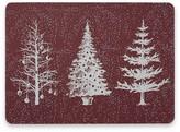 Triple Pine Tree Cushion Mat