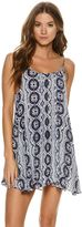 Roxy Windy Fly Away Printed Dress