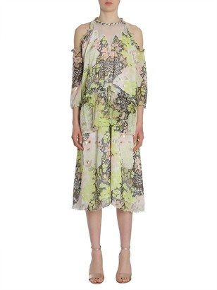 Opening Ceremony Floral Dress