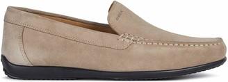 Geox Men's U ASCANIO A Loafer Flat