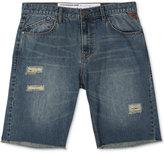 Lrg Men's Nomad Cotton Denim Shorts