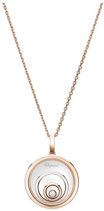 Chopard Happy Spirit Gold Pink gold Necklaces