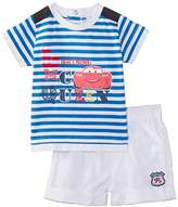 Disney Baby Boys' Cars Short Sleeve Clothing Set