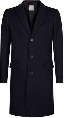 Sandro Single-Breasted Coat
