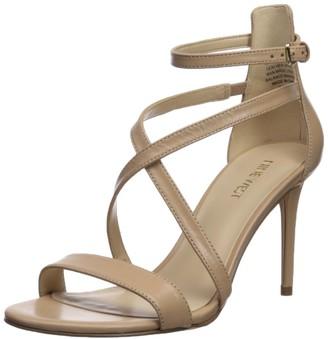Nine West Women's RETILTHRPY Leather Heeled Sandal