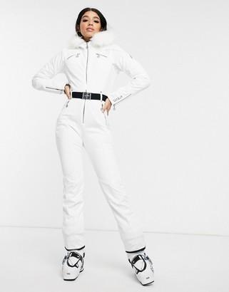 Dare 2b X Julien Macdonald Maximum snow suit in white