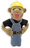 Melissa & Doug Toddler Construction Worker Puppet