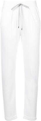 Blanca Vita Slim-Fit Track Trousers
