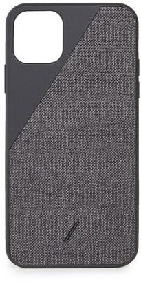 Native Union Clic Canvas iPhone 11 Pro Max Phone Case