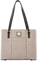 Dooney & Bourke Ostrich Small Lexington