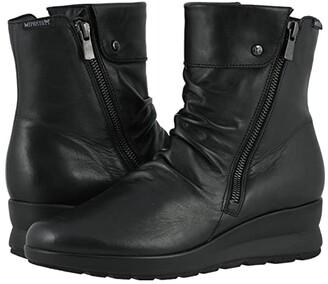 Mephisto Phila (Black City Calf) Women's Boots