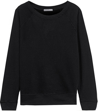Stateside French Cotton-terry Sweatshirt