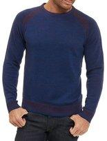 Robert Graham Filberto Merino Wool Crewneck Sweater