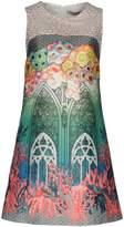 Piccione Piccione Short dresses - Item 34762416