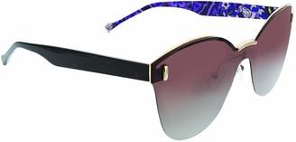 Vera Bradley Women's Ria Polarized Shield Sunglasses
