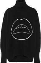 Markus Lupfer Erin intarsia wool turtleneck sweater