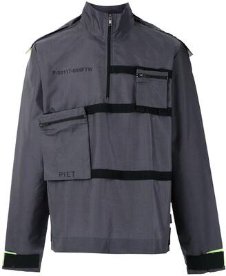 Piet CORDURA modular jacket