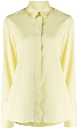 Jil Sander Plain Longsleeved Shirt