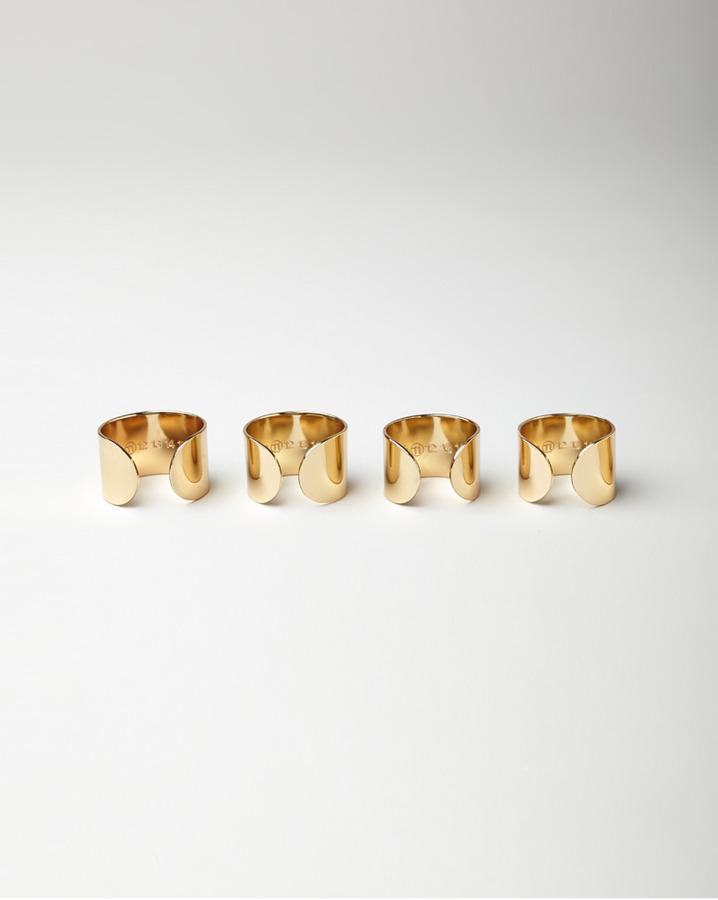 Maison Martin Margiela Line 11 / four finger rings