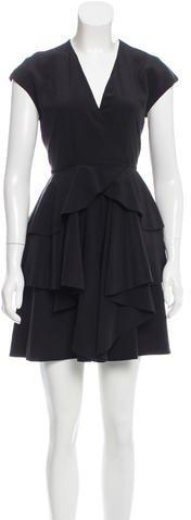 Miu Miu Silk Cocktail Dress