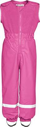 Playshoes Rain Dungarees Easy Fit Girls's Trousers 5-6 Years