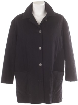 Agnona Grey Wool Jacket for Women