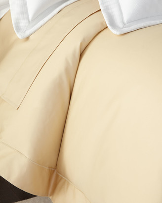 Peacock Alley Twin Sophia 420 Thread Count Duvet Cover