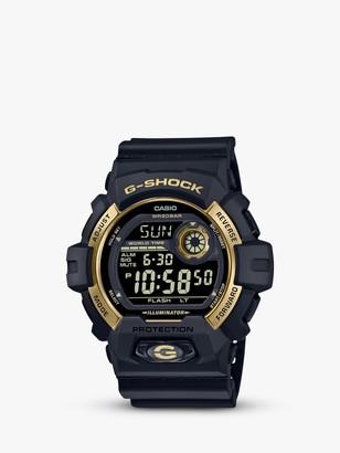 Casio G-8900GB-1ER Men's G-Shock Digital Watch, Black