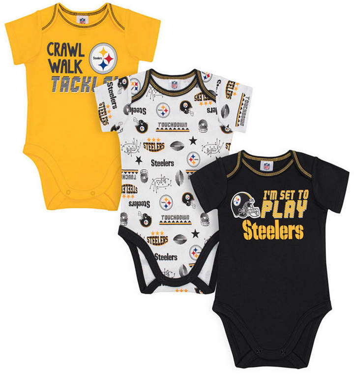 c434d7d45ab Pittsburgh Steelers Baby Clothes - ShopStyle