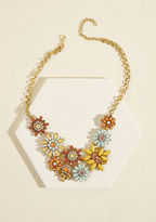 ModCloth Going, Going, Garden Statement Necklace