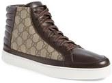 Gucci Men's 'Common' High-Top Sneaker