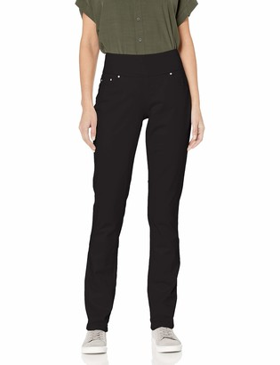 Jag Jeans Women's Peri Pull On Straight Leg Pant