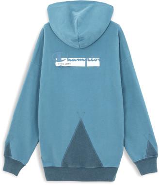 Champion Blue/grey x Craig Green hoodie