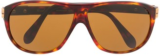 1960s Round Frame Sunglasses