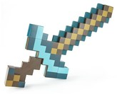 Mattel Minecraft 2-in-1 Sword and Pickaxe