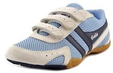 Gola Conflict Round Toe Synthetic Sneakers.
