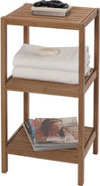 Creative Bath Creative BathTM Eco Styles Bamboo 3-Shelf Tower