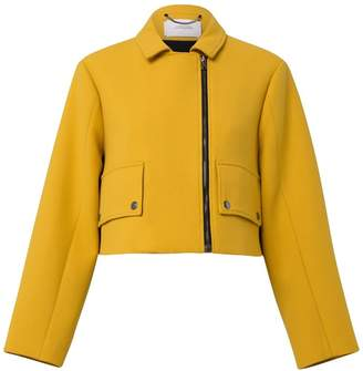 Schumacher Dorothee Business Perfection Jacket in Mustard Seed