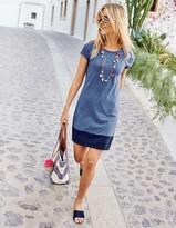 Boden Slub T-shirt Dress