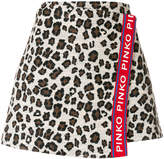 Pinko short a-line skirt
