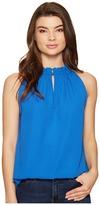 Kensie Luxury Crepe Top KS5K4721 Women's Clothing