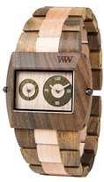 WeWood Jupiter Army-Beige Watch