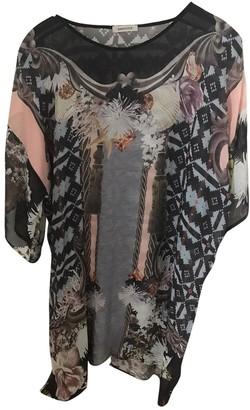 Emma Cook Multicolour Silk Dress for Women