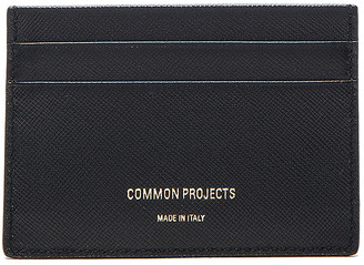 Common Projects Multi Cardholder in Black   FWRD