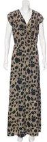 Parker Silk Maxi Dress w/ Tags
